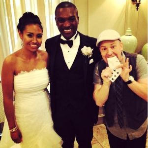 toronto wedding magician